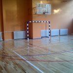 opremanje sportskih hala