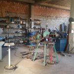 proizvodna hala metalski pogon