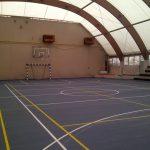 sportske dvorane oprema